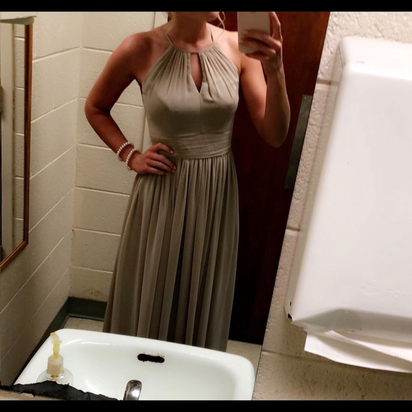 78458bf9973 Bill Levkoff Dresses   Skirts - Bill Levkoff Cashmere Bridesmaid Dress  Style 7002